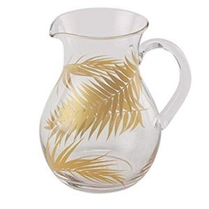 Chic & Tonic Palm Tree Sway Party Pitcher